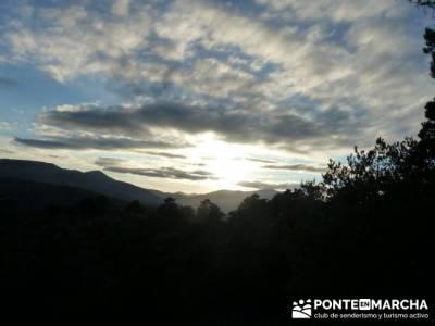 Pico Perdiguera,asociaciones senderismo madrid; gente senderista